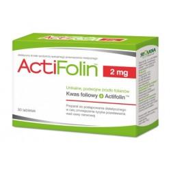 ActiFolin 2 mg tabletki 30tabl.