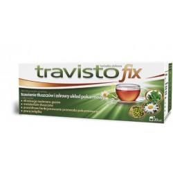 Travisto fix herbatka ziołowa 20sasz.