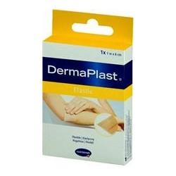 DermaPlast  Classic plastry 6cm x 10cm 10 sztuk 1 op.