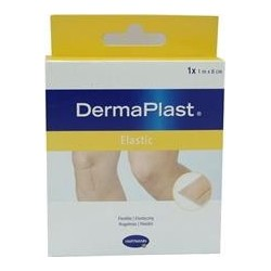 DermaPlast  Elastic plastry 1m x 8cm 1 op.