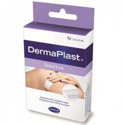 DermaPlast  Sensitive plastry 1m x 6cm 1 op.