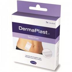 DermaPlast  Sensitive plastry 1m x 8cm 1 op.