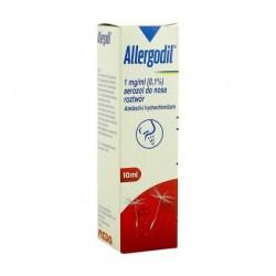 Allergodil 0,1% aerozol do nosa 10 ml