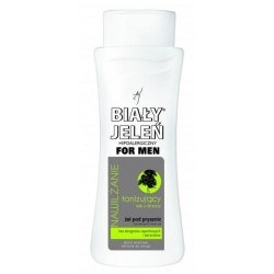 Biały Jeleń Hipoalergiczny żel pod prysznic FOR MEN z ekstraktem z brzozy 250ml