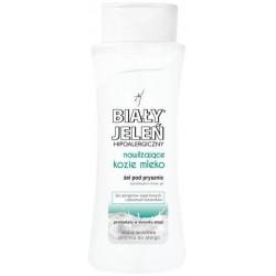 Biały Jeleń Hipoalergiczny żel pod prysznic z kozim mlekiem 250ml