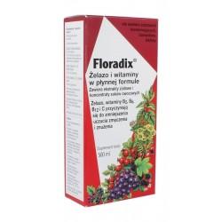 Floradix żelazo i witaminy tonik 500 ml