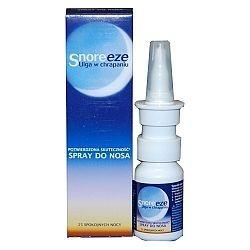 Snoreeze spray do nosa przeciw chrapaniu 10 ml