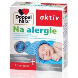 Doppelherz Aktiv Na alergie saszetki 21 sasz.