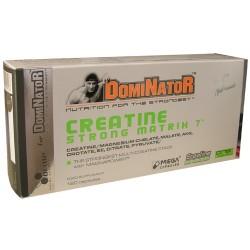 Dominator creatine strong matrix 7 kapsułki 120 kaps.