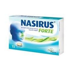 Nasirus forte kapsułki 15kaps.