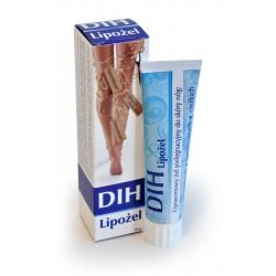 DIH Lipożel żel pielęgnacyjny z diosminą i heparyną 100g