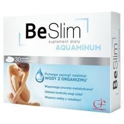 Be Slim Aquaminum 30 tabletek powlekanych