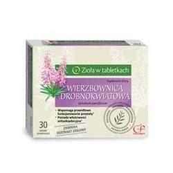 Wierzbownica drobnokwiatowa 30 tabletek powlekanych