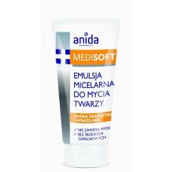 Medisoft  emulsja micelarna do mycia twarzy 30 ml