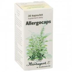 Allergocaps kapsułki 30 kaps.