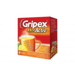 Gripex Hot Activ saszetki 8 sasz.