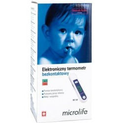 Termometr Elektroniczny Microlife NC 120 bezdotykowy 1op.