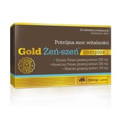 Gold Żeń-szeń Complex tabletki 30 tabl.