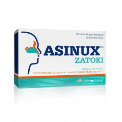 Asinux Zatoki tabletki 30 tabl.
