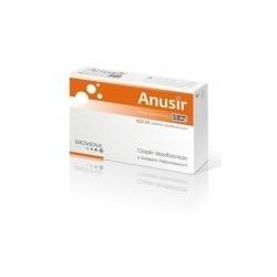Anusir 10 mg czopki 10 szt.