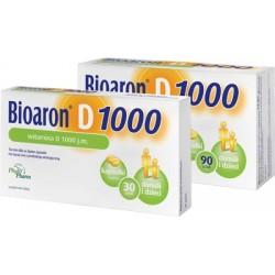 Bioaron D 1000 witamina D3 1000 j.m. kapsułki 30 kaps.