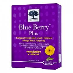 Blue Berry PLUS tabletki 60 tabl.