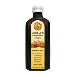 Vernikabon syrop ziołowo-miodowy 130 g