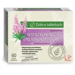 Wierzbownica drobnokwiatowa 60 tabletek powlekanych