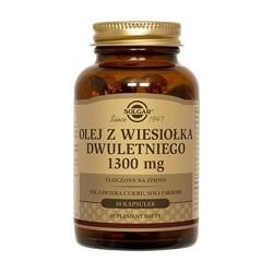 Olej z wiesiołka dwuletniego 1300 mg kapsułki 30 kaps.