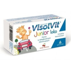 Visolvit Junior Loko lizaki 10szt.