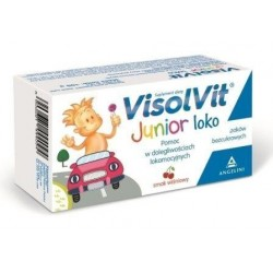 Visolvit Junior Loko lizaki 3szt.