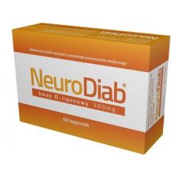 NeuroDiab kapsułki 60 kaps.