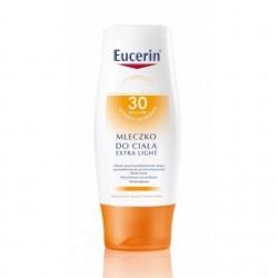 Eucerin Ochrona przeciwsłoneczna Mleczko do ciała extra light SPF 30 150 ml