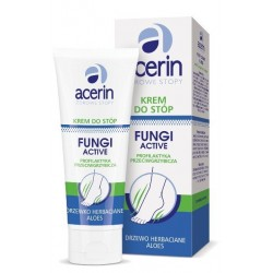 Acerin Fungi active krem do stóp 75 ml