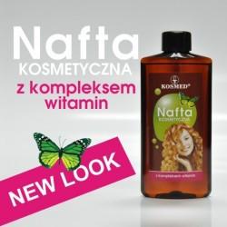 Nafta kosmetyczna z  kompleksem witamin 150ml