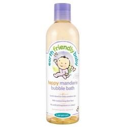 Lansinoh Earth Friendly Baby Organiczny płyn do kąpieli z aromatem mandarynki 300ml