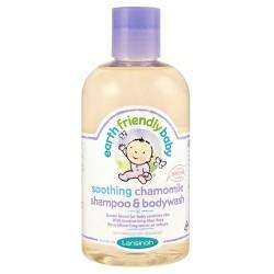 Lansinoh Earth Friendly Baby Organiczny szampon i płyn do mycia 2w1 z aromatem rumiankowym 250ml