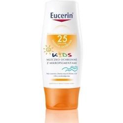Eucerin Ochrona przeciwsłoneczna KIDS Mleczko ochronne z mikropigmentami SPF 25  200 ml