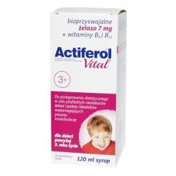Actiferol Vital syrop 120ml