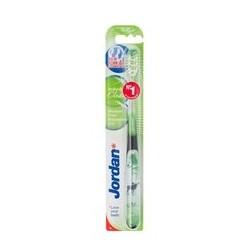 Jordan Individual clean soft szczoteczka do zębów miękka z dużą główką 1 sztuka