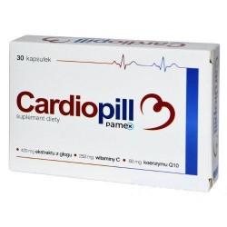Cardiopill kapsułki 30 kaps.