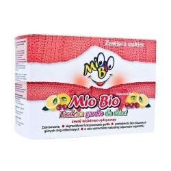 Mio Bio lizaki na gardło z cukrem 10 sztuk