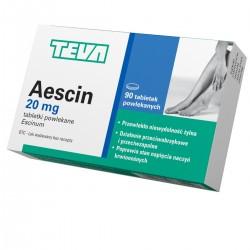 Aescin 90 tabletek powlekanych