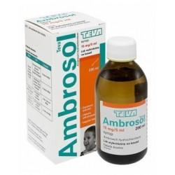 Ambrosol Teva 15 mg/5 ml syrop 200 ml