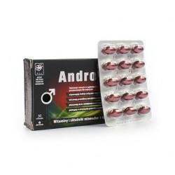 Androvit Plus kapsułki 30 kaps.
