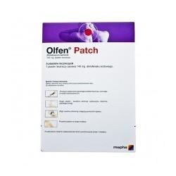 Olfen Patch 140 mg plastry przeciwbólowe 5 sztuk