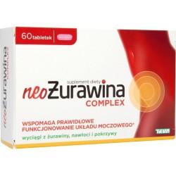 Neożurawina Complex 60 tabletek