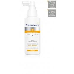 Pharmaceris P ICHTILIX-FORTE płyn keratolityczny do owłosionej skóry głowy i ciała 125 ml
