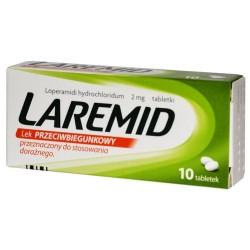 Laremid tabletki 10 tabl.