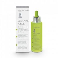 L'Erbolario Ananas Cell skoncentrowana emulsja do ciała 24h 100 ml